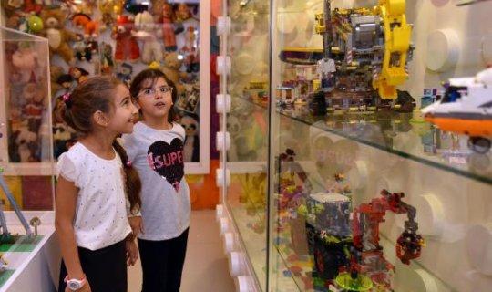 Anadolu Oyuncak Müzesi'ne yoğun ilgi