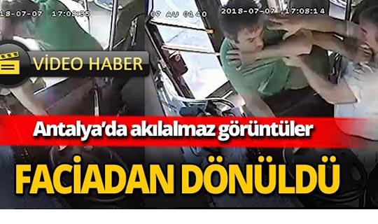Antalya bu olayı konuşuyor