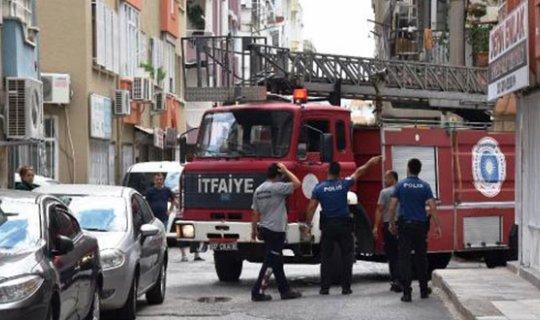 Antalya'da apartmanda 'kötü koku' alarmı