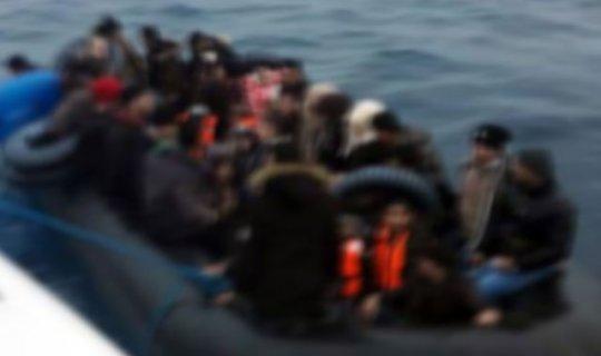 FETÖ şüphelilerini taşıyan tekne battı: 6 ölü, 1 kayıp