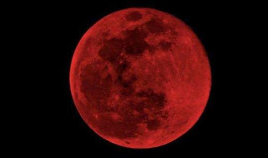 Kanlı Ay tutulması saat kaçta ve nereden izlenebilecek?