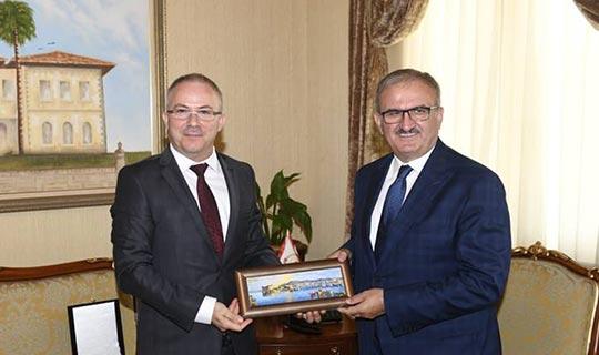 KKTC Antalya Başkonsolosluğu faaliyete geçti