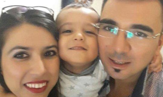 Korkunç kazada 1 yaşındaki bebek öldü