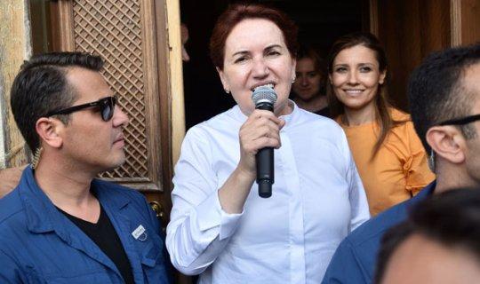 """Meral Akşener: """"Pazartesi günü genel merkezde olacağım"""""""