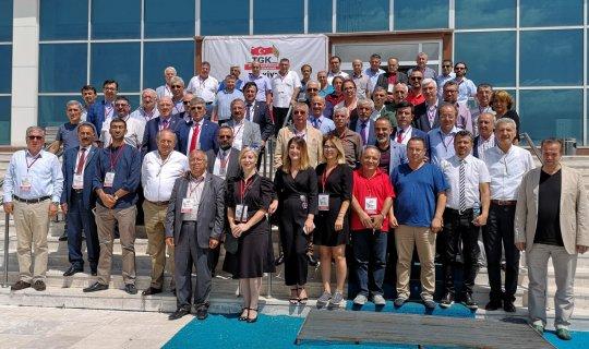 TGK 16.Başkanlar Kurulu Ardahan'da toplandı