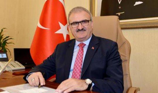 Vali Karaloğlu basın bayramını kutladı