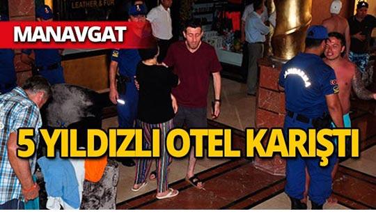 5 yıldızlı otelde tatil kabusa döndü
