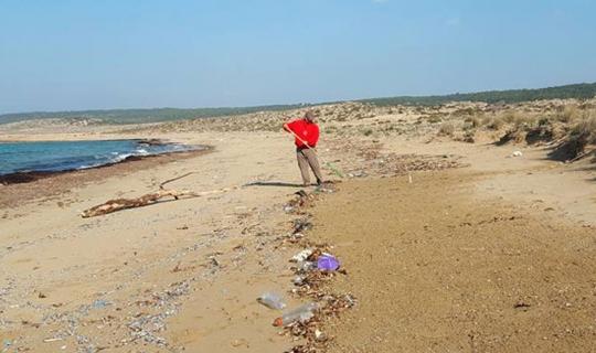 Akdeniz en kirli deniz olabilir