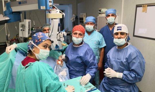 Akdeniz Üniversitesi Organ Nakli Merkezi'nde 5 nakil gerçekleştirildi