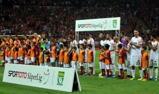 Alanyaspor, Galatasaray maçından puansız döndü