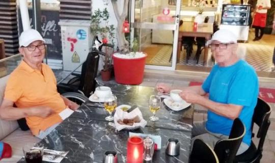 Antalya Alman turisti Türk dostu dolandırdı