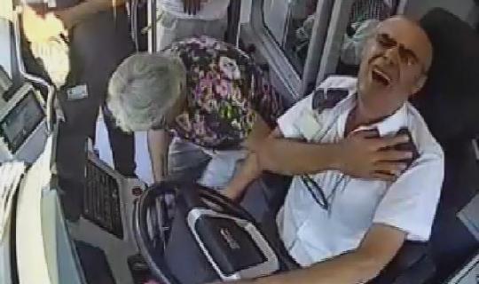 Antalya'da otobüs şoförü: Kimseyi riske atamazdım