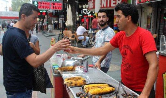 Antalya'da kestane kebap revaçta