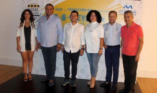 Antalya'da Uluslararası Sokak Lezzetleri Festivali