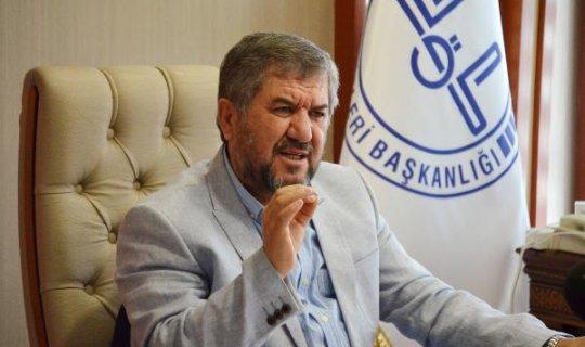 Antalya Müftüsü Artan, 'Antalya'da nahoş görüntülere izin vermeyelim'