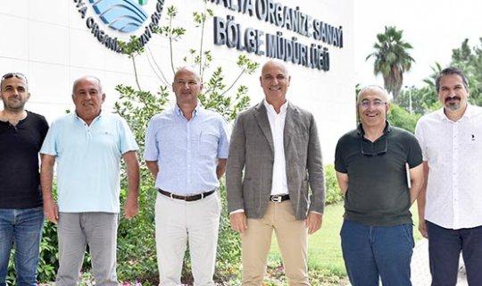 Antalya OSB'den sanayicilere geleceğin yol haritası