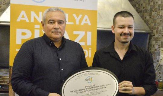 Antalya'da tescilli değilse satışı yasak
