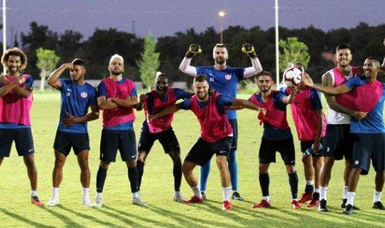Antalyaspor sezonun ilk maçına hazır