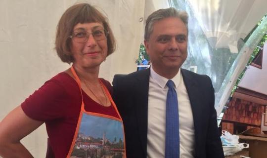Başkan Uysal Rusları Antalya'ya davet etti