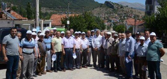 Başkan Çalık'ın Serik'te yayla turu ziyaretleri devam ediyor