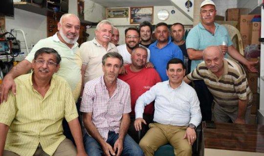 Başkan Tütüncü, Yeşil Antalya ve Akdeniz Sanayi Sitelerini ziyaret etti