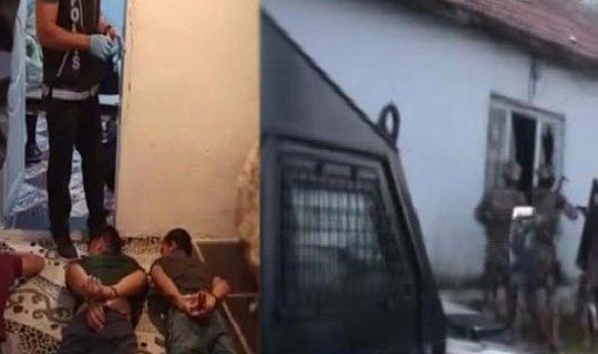 Büyük operasyon : 14 kişi gözaltına alındı