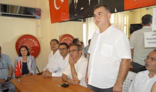 CHP Genel Başkan Yardımcısı Budak'tan imza açıklaması
