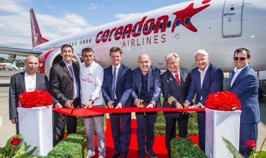 Corendon Airlines filosuna 3 yeni uçak katılıyor