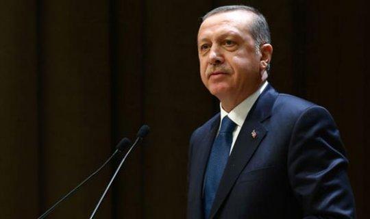 Cumhurbaşkanı Erdoğan'dan ABD'ye sert yanıt