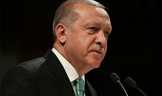 """Cumhurbaşkanı Erdoğan: """"Oyununuzu gördük ve teslim olmayacağız"""""""