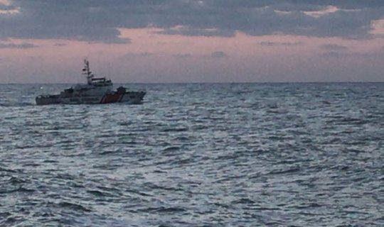 Denize giren 2 inşaat işçisi kayboldu