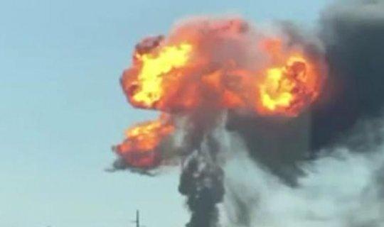 İtalya'da büyük patlama!