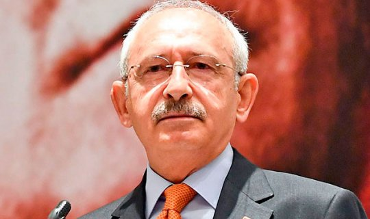 Kemal Kılıçdaroğlu'nda ABD'nin yaptırımına yönelik açıklama