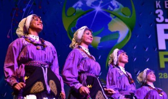 Kepez folklor festivali için gün sayıyor