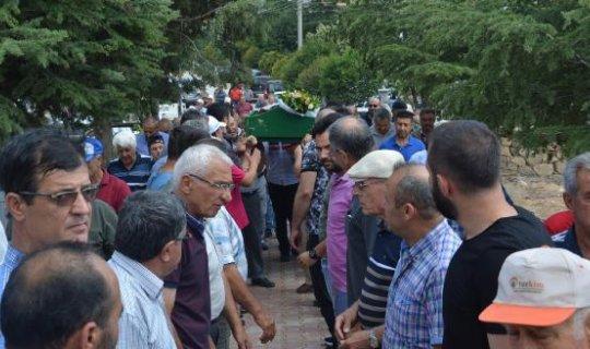 Korkuteli Belediye Meclis üyesinin acı günü