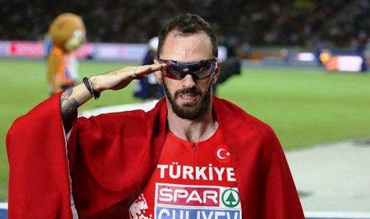 Milli atlet Ramil Guliyev Avrupa şampiyonu