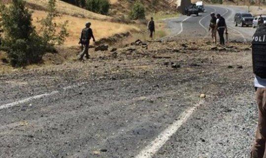 Polise hain tuzak : 1'i ağır 8 polis yaralandı