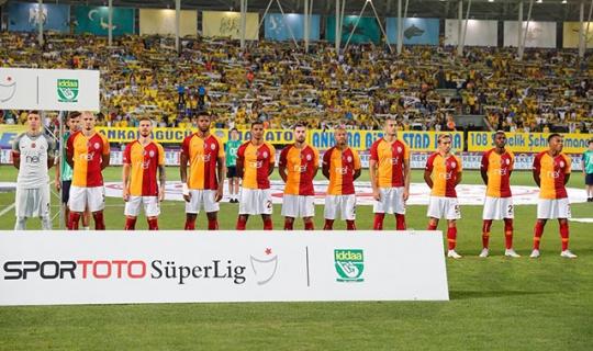 Süprlig'in ilk maçı'nın galibi Galatasaray oldu