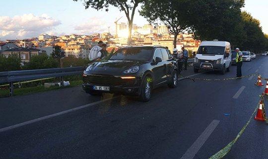 Sürücü durmayınca polis ateş açtı