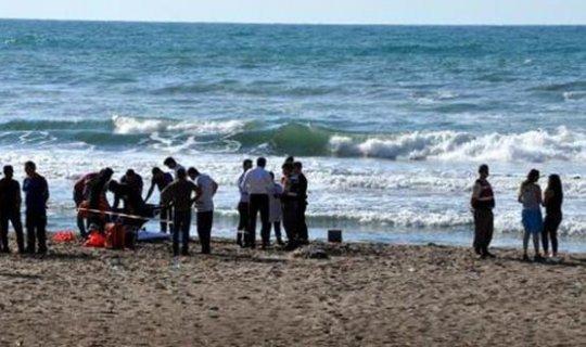 Yaşlı turist denizde boğuldu