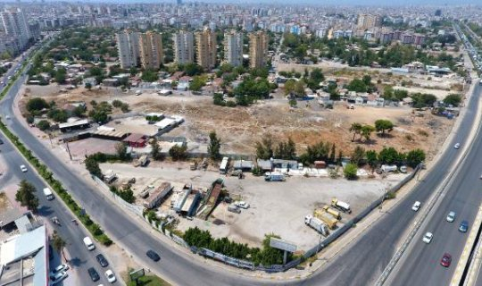 Zeytinköy projesi son gaz devam