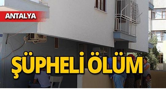 Antalya'da evden gelen kötü koku gerçeği ortaya çıkardı!