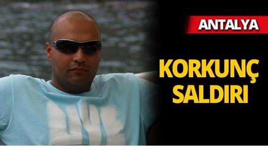 Antalya'da güvenlik müdürünün acı ölümü!