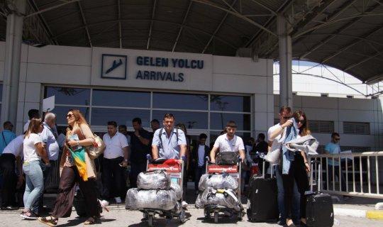 Antalya turizmde rekor kırmaya devam ediyor