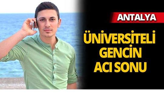 Antalya'da 'yan baktın' kavgası kanlı bitti!