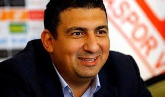 Antalyaspor Derneği Başkanı Ali Şafak Öztürk oldu