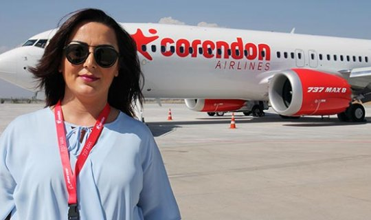Corendon Airlines Europe'dan 2019'da yeni destinasyonlar