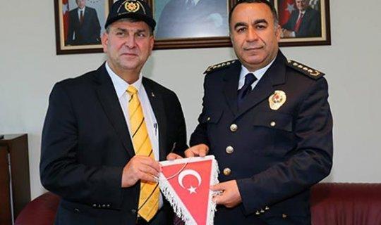 Kanadalı Emniyet Müdürü Türkiye'ye hayran kaldı