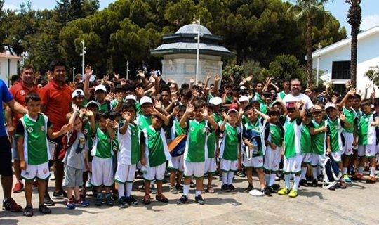 Kepez'den 'Kış Spor Okulu'