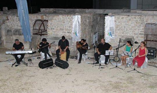 Olympos'ta nostalji konseri